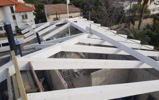 גג רעפים גושוני