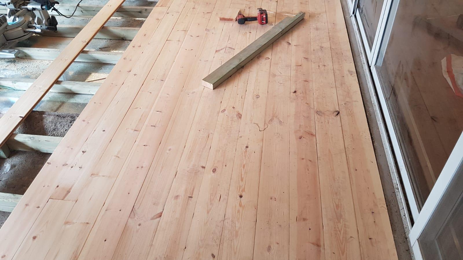 מגוון עבודות עץ